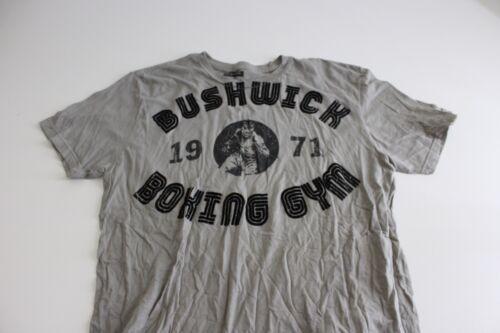INC Bush Wick Boxing Club TEE T SHIRT Medium M