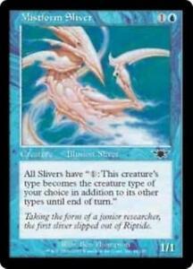 SHIFTING SLIVER MTG Legions Uncommon Creature