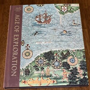 Age of Exploration Time Life Great Ages of Man Hardcover Illustrated 1974