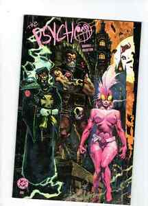 The Psycho Book 1 DC Hudnall Brereton - Berlin, Deutschland - The Psycho Book 1 DC Hudnall Brereton - Berlin, Deutschland