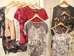 10 Successivo Womens Bundle m M H Top 8 Summer Size Uk s wXAnq6XU