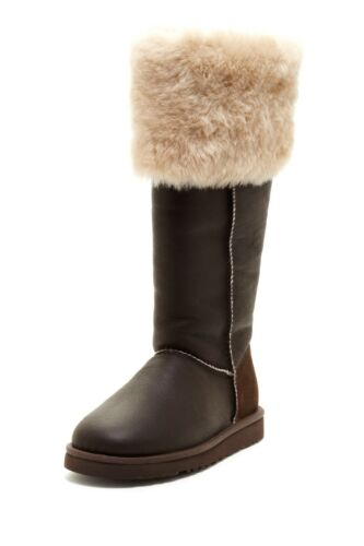 BAILEY BUTTON UGG OVER THE KNEE BOOTS SZ 8