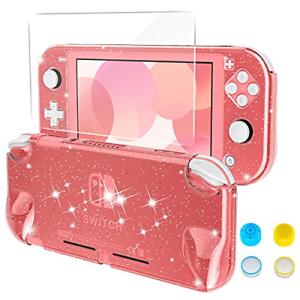 Heystop Case compatibile con Nintendo Switch Lite, Pc Custodia Protettiva Cover con