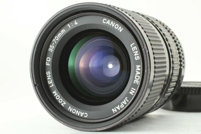 CANON FD 35-70MM F/4
