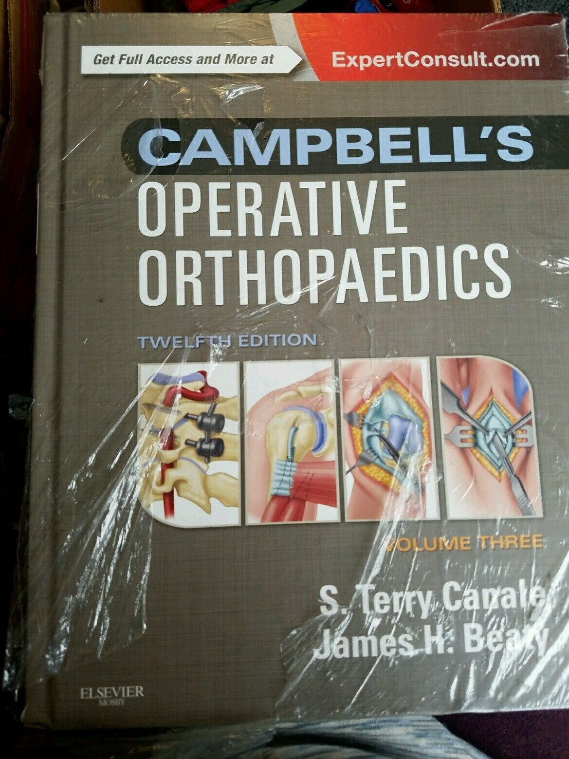 Campbells Operative Orthopaedics Ebook