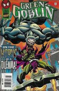 Green-Goblin-Comic-Issue-2-Modern-Age-First-Print-1995-Tom-Defalco-Mcdaniel