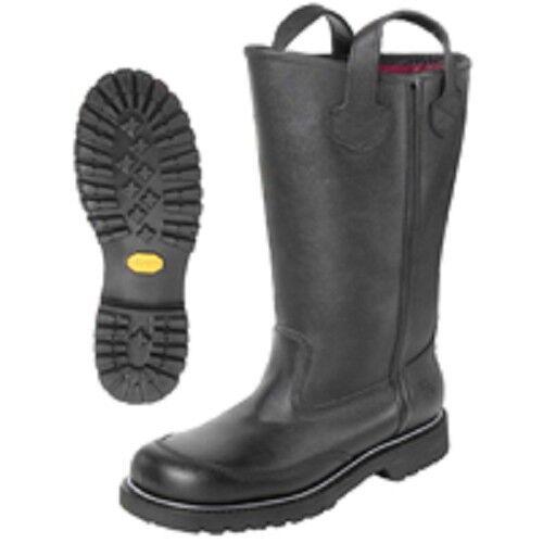 Pro Warbagueton 5050 pompier bottes nouveau old stock livraison gratuite Tailles Multiples