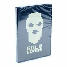 Gold Wheels Goons Skateboard DVD New