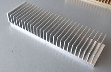 SS314 Aluminum Black Heatsink Heat Sink Audio Amplifier