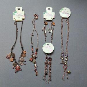 Fashion Jewelry Systematic 5 Stk Neu Klassischer Antik-stil Boho Gemischte Schmuck Menge Ohrringe 100% High Quality Materials Mixed Items & Lots