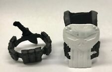 Marvel Legends ML 1:12 Scale Punisher Web Gear Custom Cast