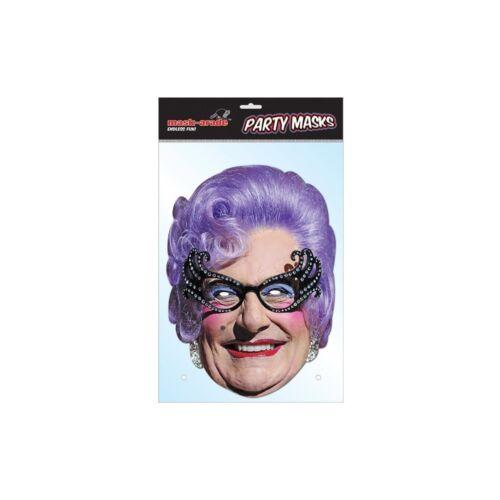 MASK-ARADE Dame Edna everage Célébrité Masque