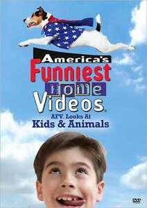 LOOKS-AT-KIDS-amp-ANIMALS-Jess-Harnell-DVD-Region-1-Sealed