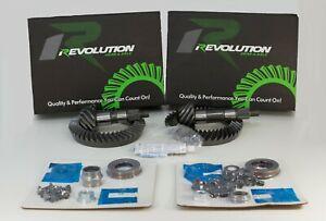Revolution Gear Package 4.88's W/ Mini Kits Toyota Tundra w/ 5.7L 2007-2016