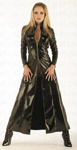 MANTEAU-LONG-ROBE-LONGUE-VINYL-PVC-TENUE-LATEX-OU-DEGUISEMENT-MATRIX-WP28