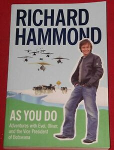 AS YOU DO ~ Richard Hammond