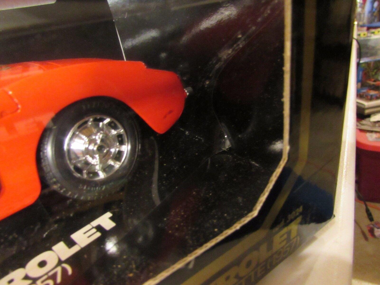 Bburago 1,18 chevrolet corvette corvette chevrolet (1957) rot 3e65bf