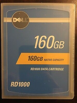 Dell 0PV038-320GB  RD1000 NEW//Factory Sealed RDX Hard Drive Cartridge