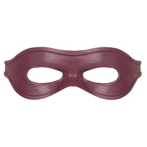 Arsenal Masque Yeux Flèche Sidekick Super-héros Domino Cosplay costume robe fantaisie