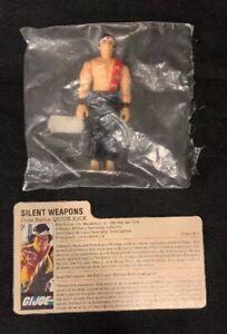 Vintage-GI-Joe-ARAH-Quick-Kick-1985-Figure-Hasbro-Sealed-Complete-w-File-Card