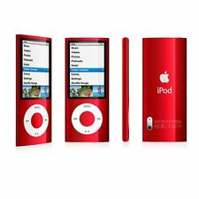NEW APPLE IPOD NANO, 4TH GEN, A1285, RED EDITION, 8GB, IPOD