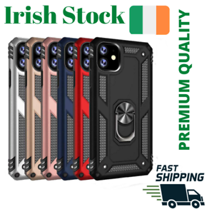 For-iPhone-12-11-7-8-SE2020-Shockproof-Rugged-Stand-mahnetic-Ring-Case