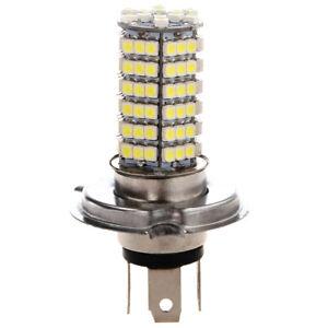 HU-2-Voiture-vehicule-AUTO-H4-120-SMD-LED-Lumiere-Ampoule-Lampe-12V