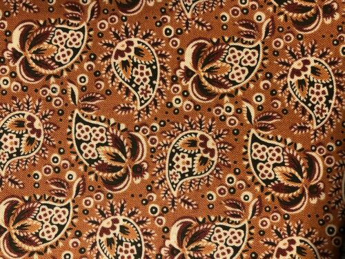 Asst. Sizes Available Rusty Andover Paisley Peek a Boo Iron On Holey patches
