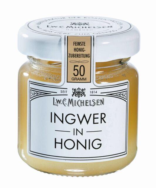 Ingwer in Honig 50 g Feinste Honigzubereitung mit gemahlenem Ingwer