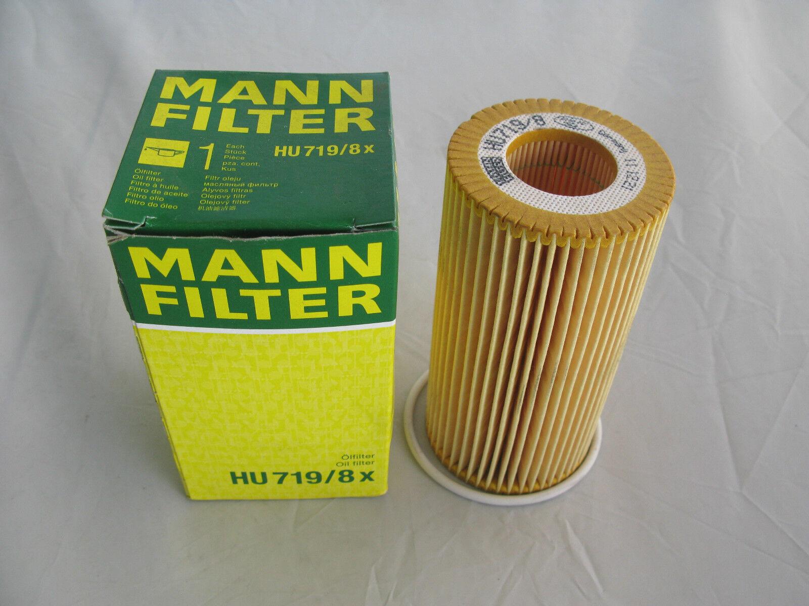 Ölfilter MANN-FILTER HU 719//8 y