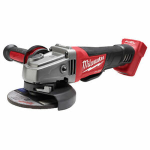 "Milwaukee 2780-20 M18 FUEL™ 4-1/2"" / 5"" Grinder, Paddle Switch No-Lock"