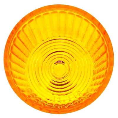Amber REPLACEMENT LENS FOR TORPEDO CAB MARKER T//S 8943A