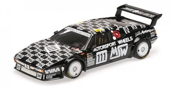 70% de descuento BMW M1 Mk Motorsport Motorsport Motorsport  111 Witmeur 1 18 180862911  punto de venta barato