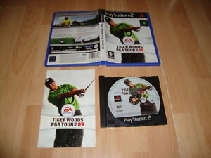 TIGER-WOODS-PGA-TOUR-09-DE-EA-SPORTS-PARA-LA-SONY-PS2-USADO-COMPLETO