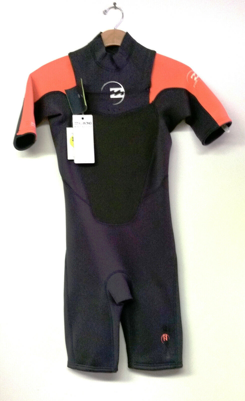 BILLABONG Youth 202 FOIL CZ  Springsuit - ORG - Size 16 - NWT  comfortable