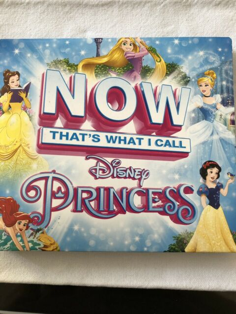 Various Artists - Now That's What I Call Disney Princess - 2 x CD Album