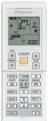 ARC433B47 GENUINE ORIGINAL DAIKIN AC AIR CONDITIONER REMOTE CONTROL ARC433A47