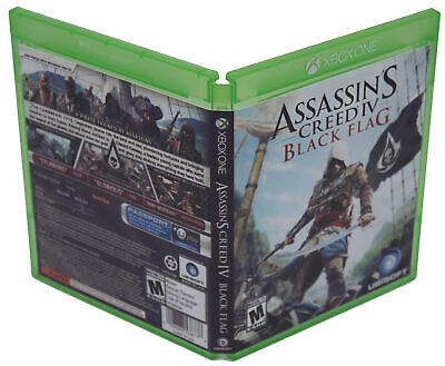 Assassins Creed Iv Black Flag Xbox One Replacement Case Insert