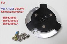 Klimakompressor Scheibe Kupplung DELPHI VW 5N0820803A 5K0820803A 5N0820803E NEU