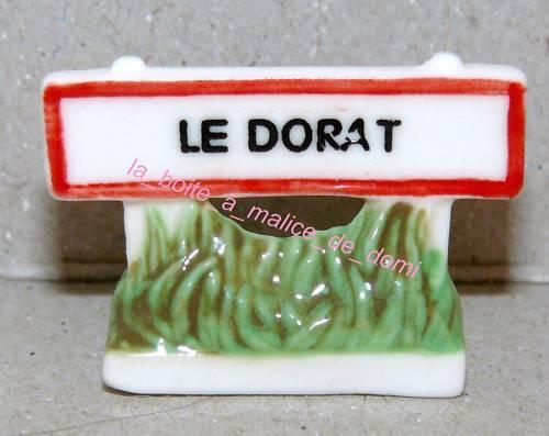 le panneau du dorat fève perso Daniel Duchiron le dorat 2010