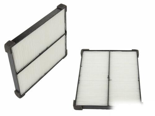 Suzuki Kizashi 2.4L Naturally Aspirated Cabin Air Filter OPparts 81950007 Fits