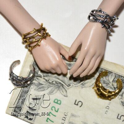 TBLeague phicen bracelets wristlets for jiaoudoll 2 pairs 1//6 scale accessor