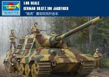 Trumpeter 1/16 00923 German Sd.Kfz 186 Jagdtiger Tank Model Kit
