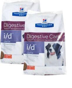 2x12kg-Hills-Prescription-i-d-Low-Fat-Canine-Digestive-Care-Diet-Hundefutter