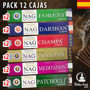 PACK-12-CAJAS-INCIENSO-GOLDEN-CHANDAN-DARSHAN-FOREST-CHAMPA-INCIENSOS-12-CAJITAS