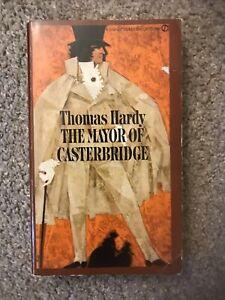 The Mayor of Casterbridge Thomas Hardy Signet PB 1962
