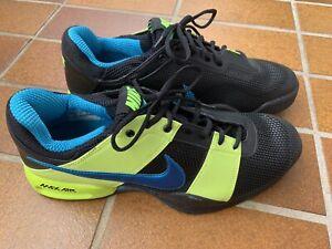 feo ir de compras brillo  Nike Air Max Courtballistec 2.3 Nadal US Open 2010 US 12 EUR 46 Shoes  Rarity | eBay