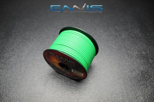 18 GAUGE WIRE ENNIS ELECTRONICS 4 WAY TRAILER LIGHT 100 FT SPOOLS PRIMARY CABLE