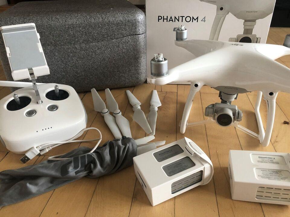 Drone, DJI Phantom 4 , skala 10/10