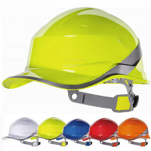 DeltaPlus Diamond V Hard Hats Safety Work Helmet Construction Hard ... d07d6d75d7d